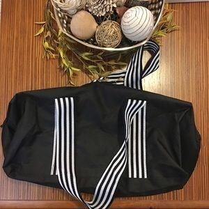 Bloomingdale's Black Gym Bag